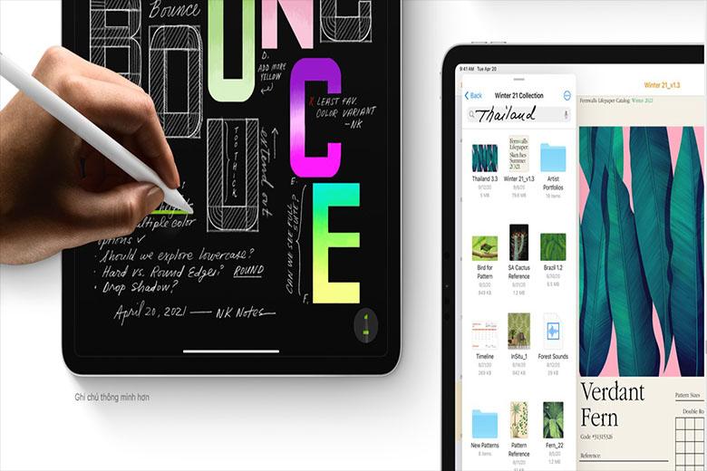 iPad mới cũng tương thích với Apple Pencil mới nhất