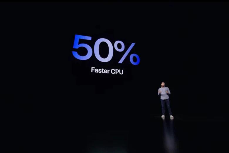 Bộ xử lý của iPad Pro 2021 mạnh mẽ