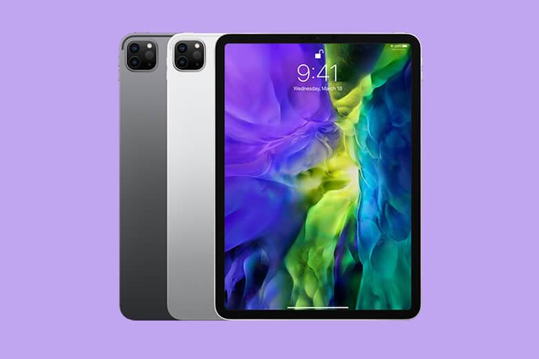 iPad Pro 2021 11 inch M1 256GB Wifi sở hữu trong mình một thiết kế mỏng nhẹ, tinh tế chỉ với 5.9mm và nặng vỏn vẹn 470gram.