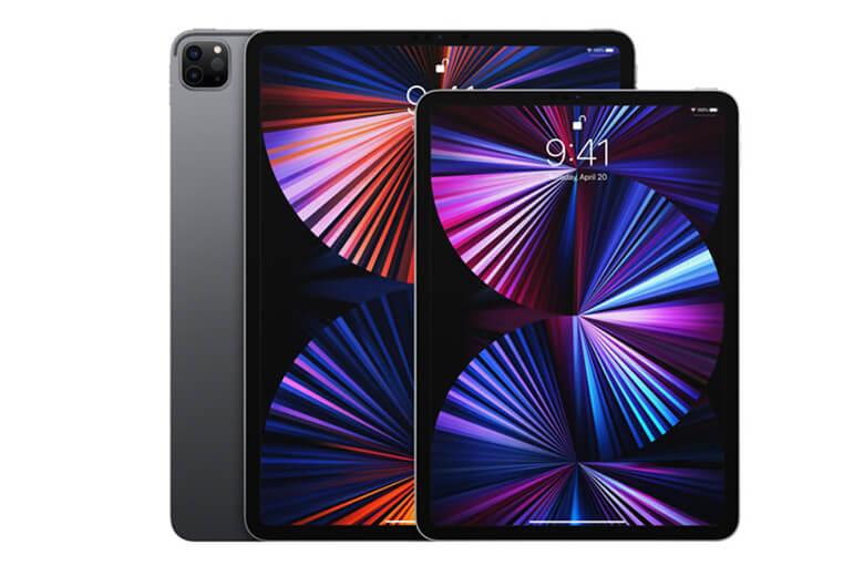 Cả hai mẫu iPad Pro 2021 đều hỗ trợ 5G dưới 6GHz và mmWave 5G ở Hoa Kỳ, nhờvậy mà người dùng có thể kết nối với Internet thế hệ tiếp theo nếu người dùng sẵn sàng trả thêm 4.6 triệu đồng cho phiên bản di động của máy tính bảng.