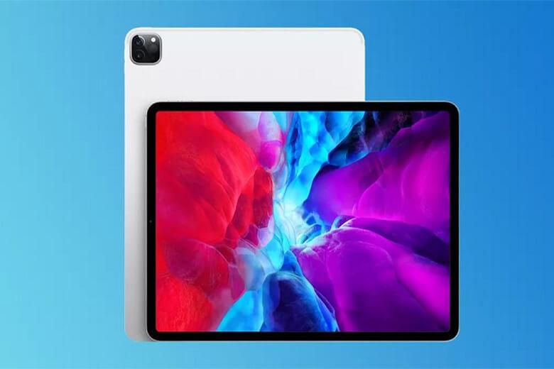 iPad Pro 2021 11 inch nâng tầm với camera TrueDepth siêu rộng 12MP mới với trường nhìn 120 độ. Và được hưởng lợi từ máy quét độ sâu LiDAR nhằm cải thiện trải nghiệm thực tế tăng cường