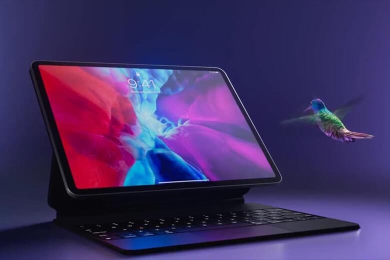 iPad Pro 2021 11inch là một trong những phiên bản máy tính bảng đầu tiên có chipset Apple M1. Điều đó có nghĩa là CPU nhanh hơn 50% so với những gì người dùng có thể từng được thấy trên iPad năm ngoái trong khi GPU đánh bại người tiền nhiệm của mình tới 40%.