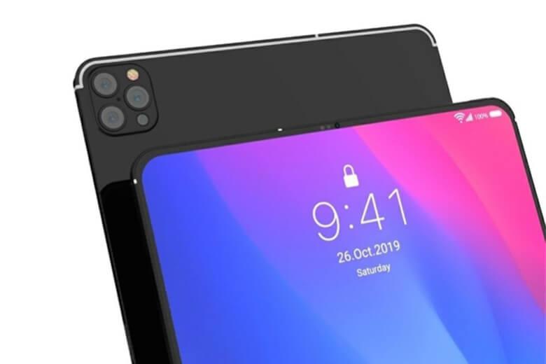 thiết kế của iPad Pro 2021 12.9inch M1 128GB 5Gkhông có nhiều thay đổi kể từ năm 2018. Ngoài ra,iPad Pro 12,9 inch mới cũng có màn hình 2.732 x 2.048 pixel.