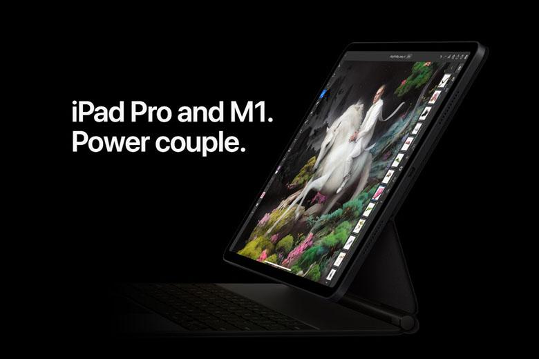 iPad Pro 2021 11 inch: Chiếc máy tính bảng oách nhất từ trước đến nay