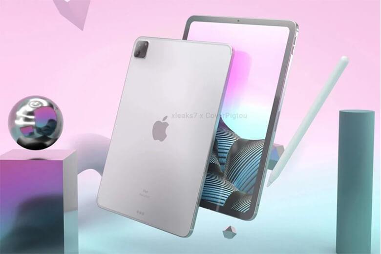 Màn hình chính của thiết bị dự kiến sẽ có độ lớn là12.9 inch và 11 inch