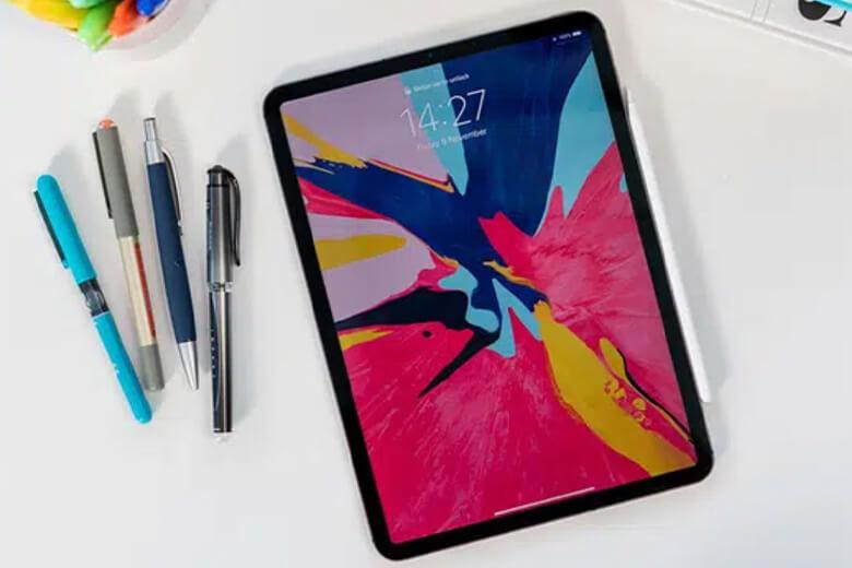 iPad Pro 2021 12.9 inch Wifi sẽ vẫn giữ được thiết kế phẳng cùng 4 cạnh bo vuông vức