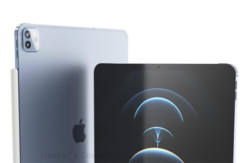 iPad Pro 2021 sẽ trang bị một camera selfie siêu rộng hoàn toàn mới được thiết kế dành riêng cho các cuộc gọi video trên iPad.