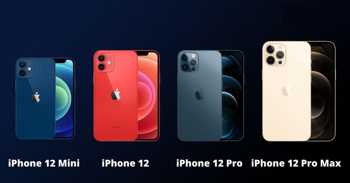 iPhone 12 series chiếm tới 60% doanh số bán hàng quý đầu năm 2021 của Apple tại Mỹ