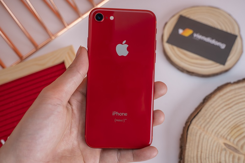 iPhone 8 256GB có thiết kế quen thuộc