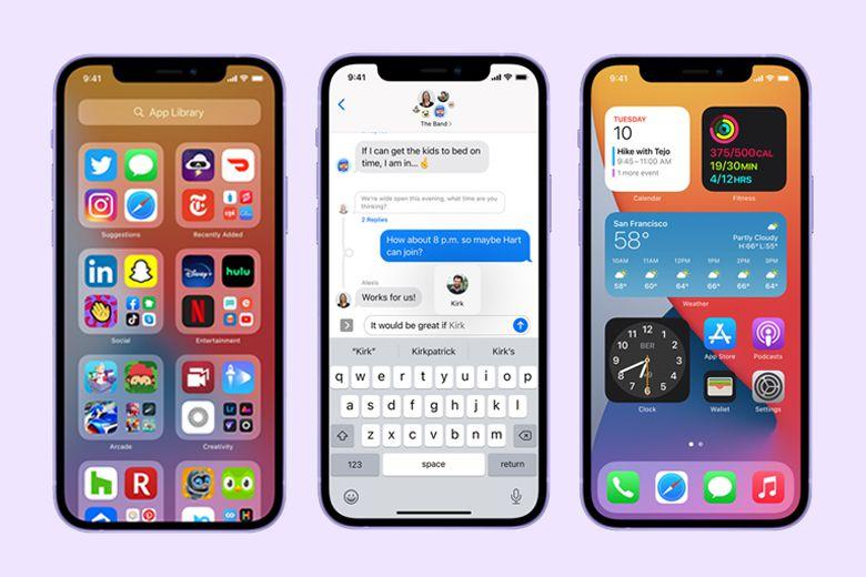 iPhone 12 và iPhone 12 mini mang đến trải nghiệm 5G tiên tiến trên quy mô toàn cầu