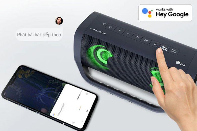 Điều khiển bằng giọng nói trên điện thoại