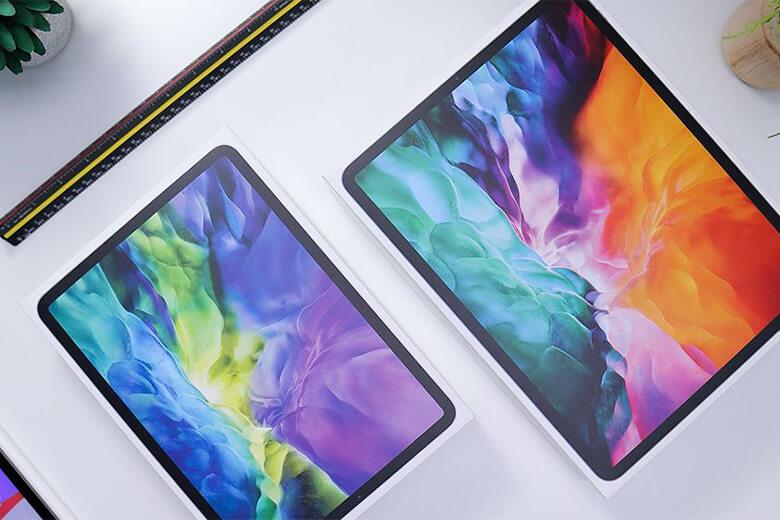 Pad Pro 2021 11inch M1 256GB Wifi & 5G được Apple trang bị một chiếc nền LED khá thông thường, nhưng đừng vội thất vọng, vì đối với dòng iPad mới này, thiết bị vẫn sẽ cũng cấp một độ sáng khoảng 600nits và cùng tốc độ làm tươi hiển thị nội dung lên đến 120Hz.