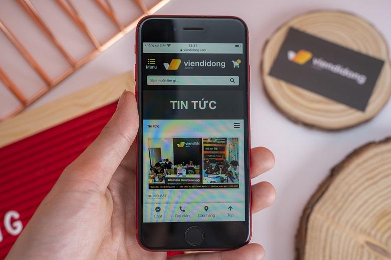 iPhone 8 256GB có màn hình sắc nét