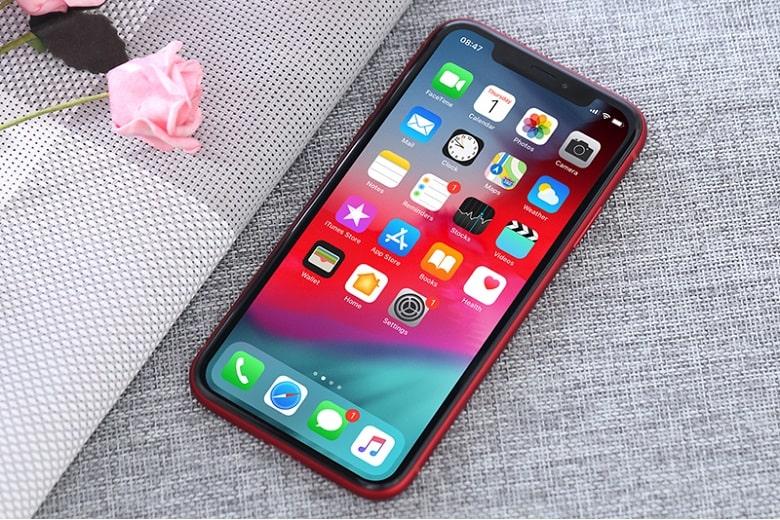 iPhone Xr 128GB chính hãng (VN/A) man hinh iphone xr 64gb viendidong 1