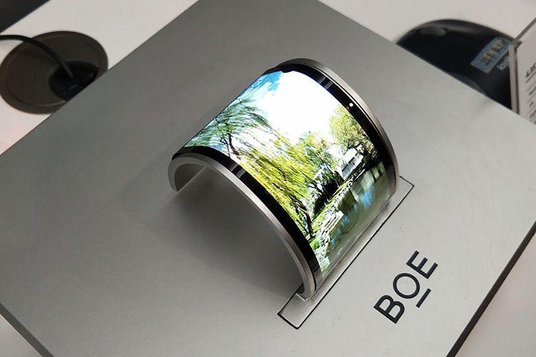 BOE sẽ thực hiện 5,3% đơn đặt hàng từ Apple