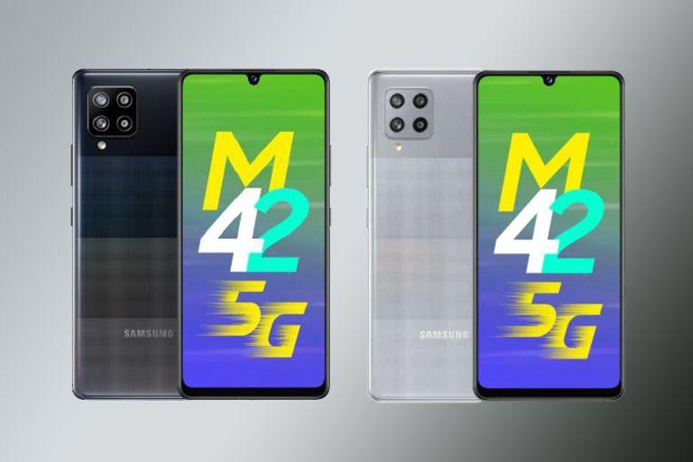 Thông số kỹ thuật và tính năng của Samsung Galaxy M42 5G
