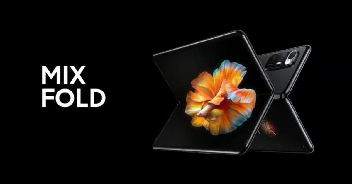 Xiaomi bán được hơn 30.000 chiếc Mi Mix Fold trong một phút