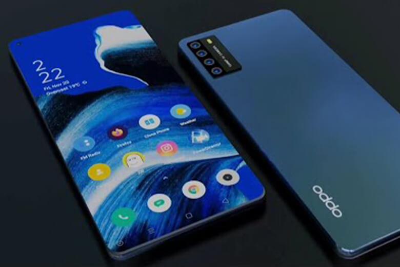 Oppo Reno6 được thiết kế tỉ mỉ chi tiết tời từng mm, điện thoại được thiết kế khung viền có đường bo cong mềm mại 2.5D cùng màn hình tràn hấp dẫn tạo cảm giác chắn chắn khi cầm nắm mà vẫn thoải mái êm tay.