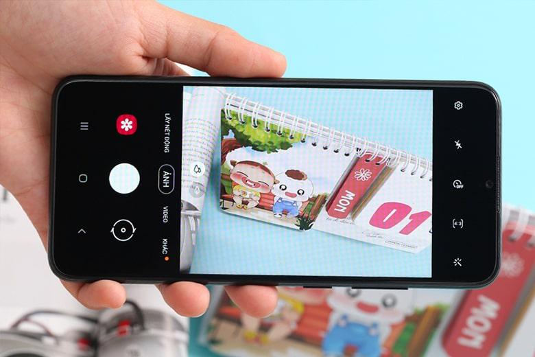 Samsung Galaxy A02s (4GB 64GB) samsung galaxy a02s 4gb 64gb camera