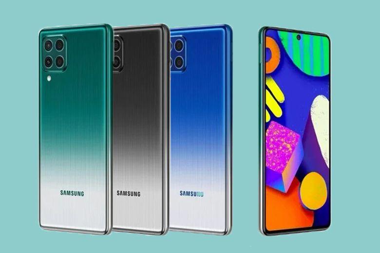 Thông số kỹ thuật của Samsung Galaxy F52 5G