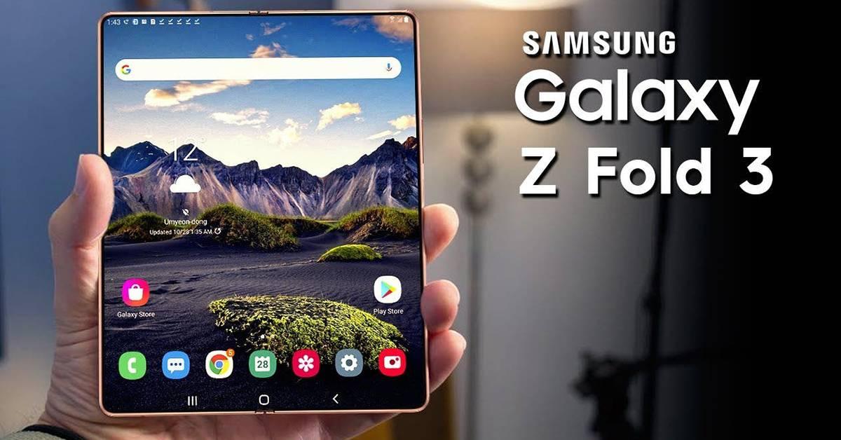 Samsung Galaxy Z Fold 3 sẽ không có nâng cấp nào về camera sau