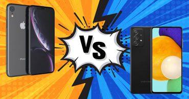 Với tầm giá khoảng 8 triệu, nên mua iPhone Xr cũ hay Galaxy A52 mới?