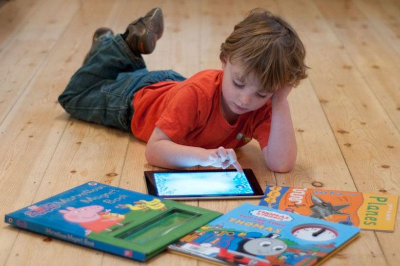 iPad Wi-Fi phục vụ tốt nhu cầu giải trí của gia đình