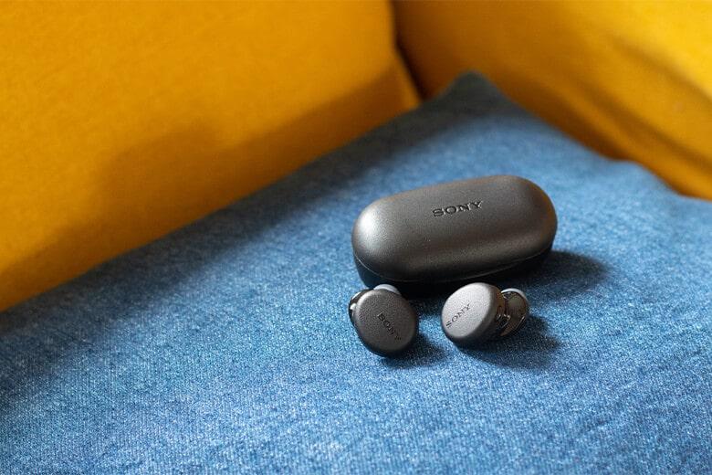 Tai nghe bluetooth Sony WF-XB700