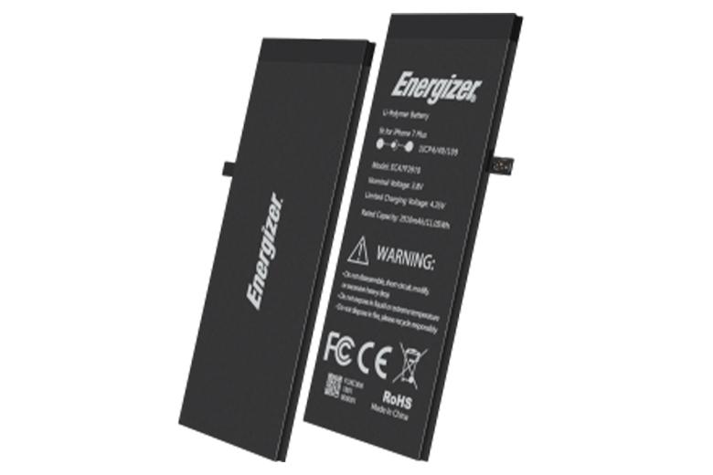 Pin Energizer cung cấp dung lượng gấp đôi cho iPhone 8 Pluscủa bạn với khả năng truyền hiệu quả cao, giúp tỷ lệ chuyển đổi lên tới 98%.