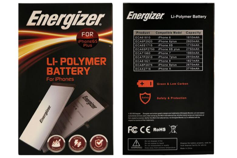 ập đoàn Energizer đã nổi tiếng hơn 100 năm với các sản phẩm chiếu sáng di động và pin lớn nhất thế giới, những sản phẩm của Energizer luôn đạt chất lượng cao cấp tuyệt đối, tương thích cao với thiết bị và an toàn đối với người dùng