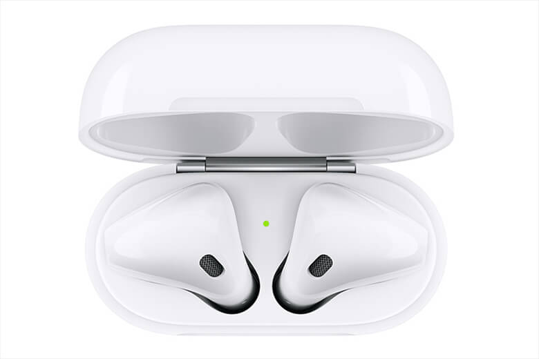 Tai nghe Bluetooth Apple AirPods 2 chính hãng (VN/A) (No Wireless Charge) vẫn giữ nguyên thiết kế in ear gọn nhẹ như người tiền nhiệm