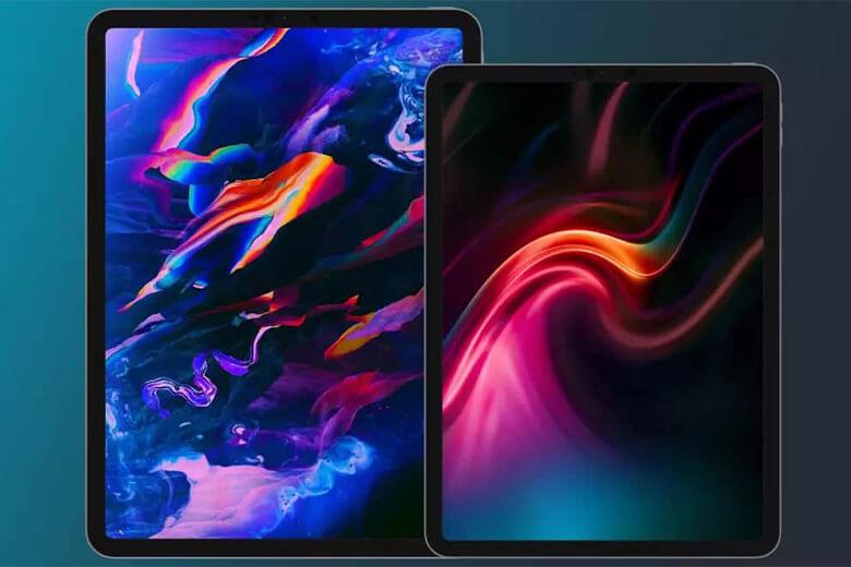 iPad Pro 2021 12.9 inch Wifi sẽ vẫn giữ được thiết kế phẳng cùng 4 cạnh bo vuông vức nhưng iPad Pro 2021 12.9 inch Wifi hơi dày hơn so với người anh em hoặc người tiền nhiệm của nó là 6,4mm.