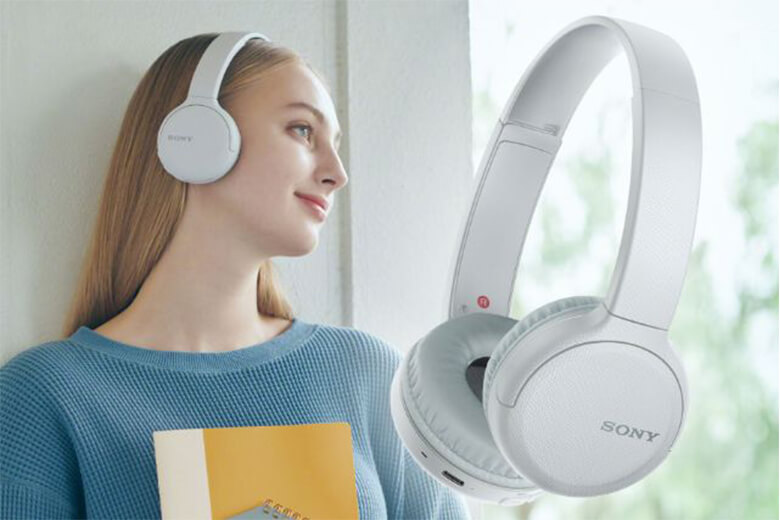 Thiết kế tai nghe BlueTooth Sony MDR-WH510