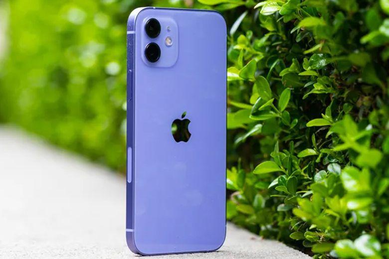 Trên tay và đánh giá nhanh iPhone 12 phiên bản màu tím tren tay iphone 12 mau tim viendidong