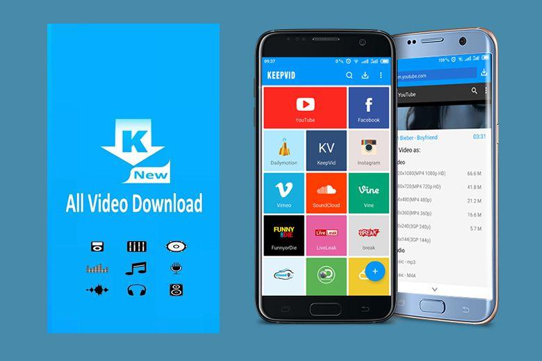 Tải video về điện thoại Android