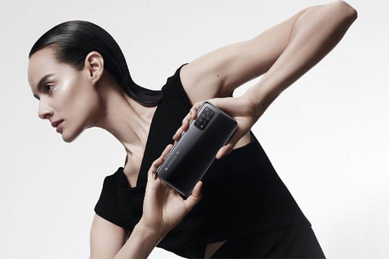 Xiaomi Mi 10T Pro màu đen