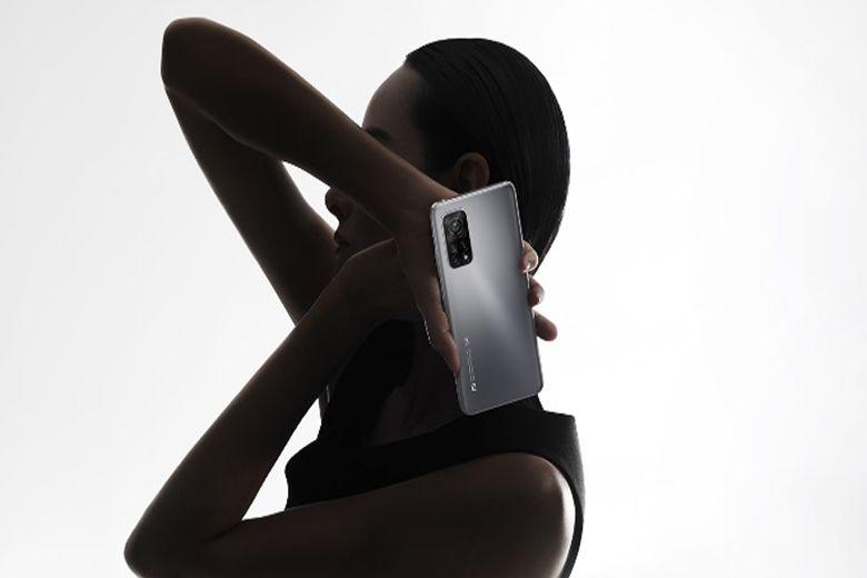 Xiaomi Mi 10T Pro màu bạc