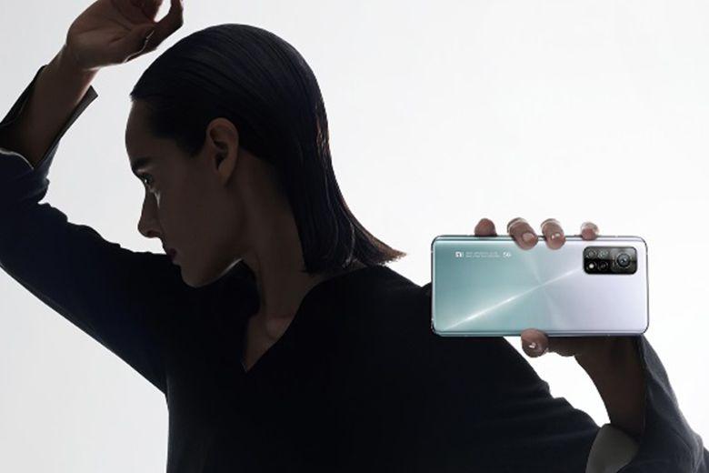 Xiaomi Mi 10T Pro màu xanh