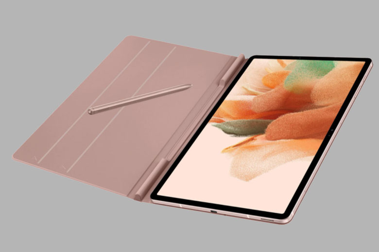 Rò rỉ ảnh render của Galaxy Tab S7 Lite 5G