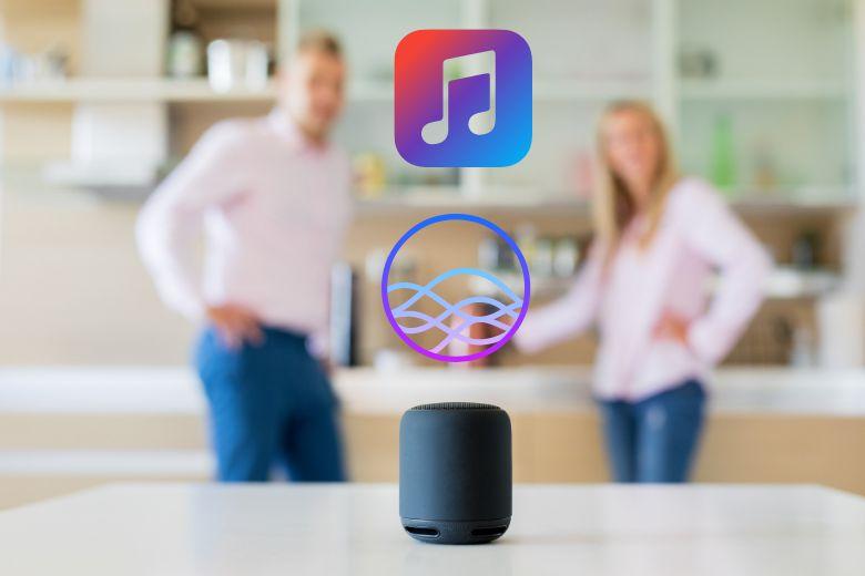 Apple Music tốt nhất cho Siri