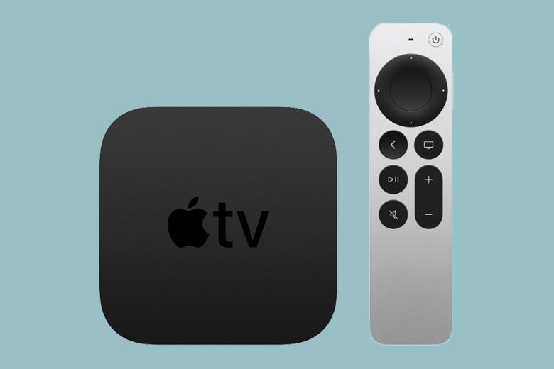Apple TV 4K - sở hữu điều khiển Siri hoàn toàn mới