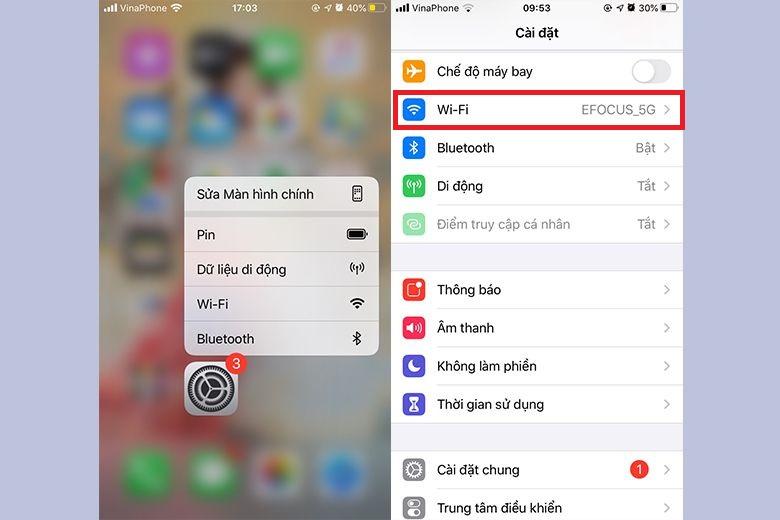 Cách cài đặt địa chỉ bảo mật trên iOS 14
