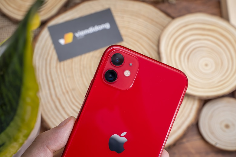 Camera điện thoại iPhone 11