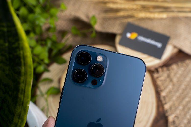 Cụm camera điện thoại iPhone 12 Pro Max