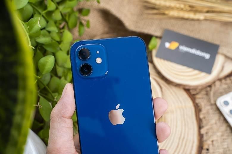 Camera điện thoại iPhone 12