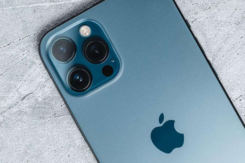 Cụm camera của iPhone 12 Pro Max