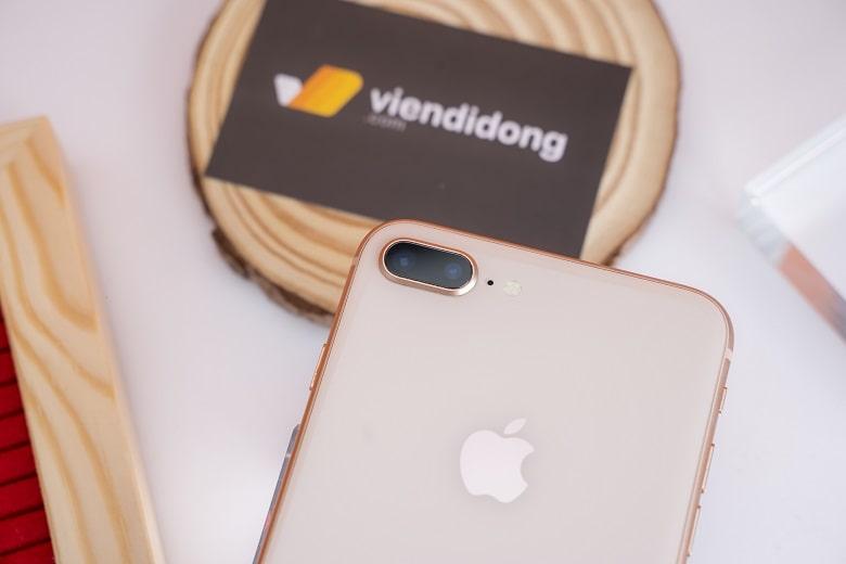 Camera iPhone 8 cải tiến