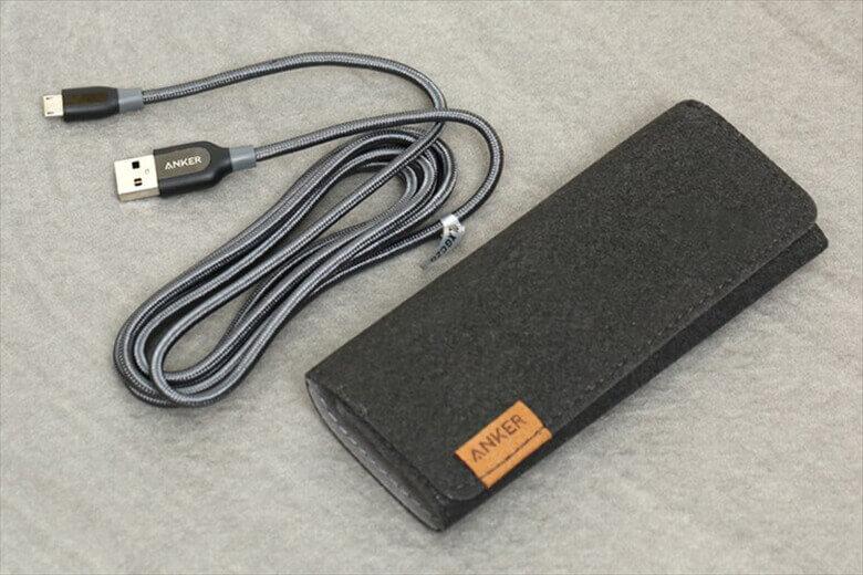 Cáp sạc Anker có thiết kế đầu USB đầu nối Lightning chịu nhiệt tốt với độ tương thích cao