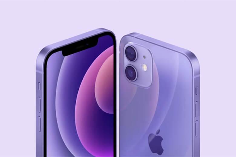 iPhone 12 64GB màu tím (Purple) có các máy ảnh đã được nâng cấp phần cứng, phần mềm và xử lý. Thiết bị có thể chụp ảnh và quay video xuất sắc và cung cấp hình ảnh tuyệt vời nhất quán dựa vào độ phân giải củacụm 2 ống kính có độ phân giải 12MP với một góc siêu rộng f/2.4, một ống kính góc rộng f/1.6 và mộtcamera selfie độ phân giải 12MP (f/2.2)