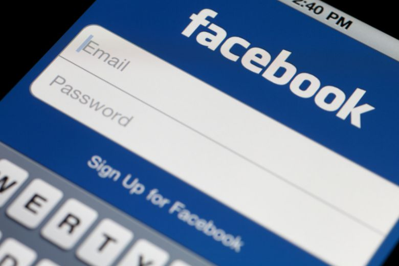Đăng nhập vào ứng dụng trên Facebook